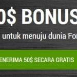 No Deposit Bonus Tanpa Deposit FBS