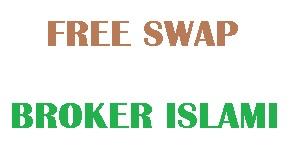 broker forex bebas (free) swap terbaik untuk islam