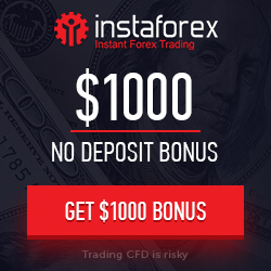 start up no deposit bonus instaforex $1000