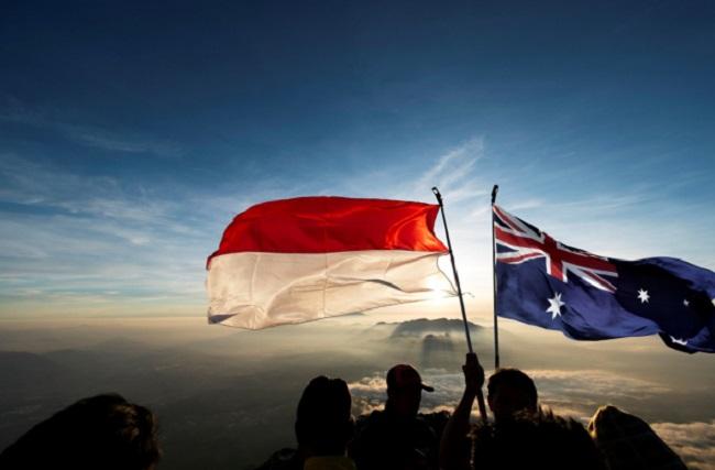 Indonesia dan Australia Tandatangani Kesepakatan Perdagangan Bebas