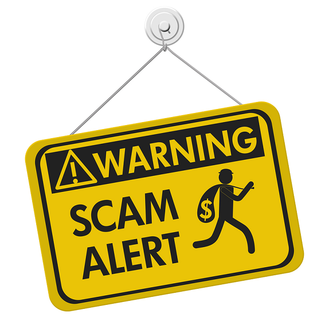 Tips terhindar dari broker forex scam