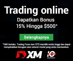 belajar trading forex online bersama XM
